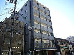エステムプラザ京都ステーションレジデンシャル[1階]の外観