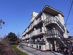 プレアール城山[3階]の外観