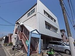 兵庫県明石市西明石町2丁目の賃貸マンションの外観