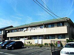 サンハイム吉田[2階]の外観