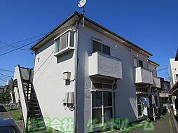 緑が丘ハイツ[2階]の外観