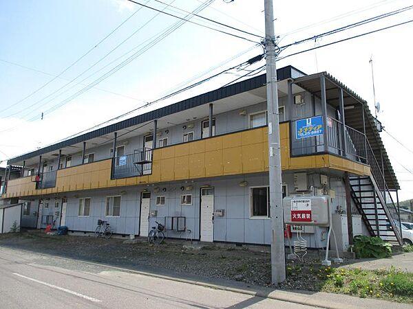 コンフォートとんでん 2階の賃貸【北海道 / 北見市】