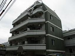 Kitano Flats Plus[5階]の外観