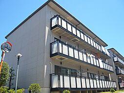 大阪府摂津市鳥飼西5丁目の賃貸マンションの外観