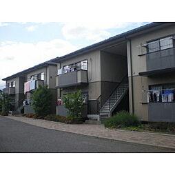 コーポトロモンA棟[2階]の外観