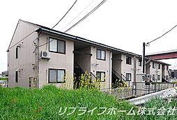 セジュール濱田Ⅲ[1階]の外観