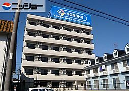 愛知県東海市富木島町伏見1丁目の賃貸マンションの外観