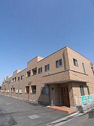 埼玉県川越市木野目の賃貸マンションの外観