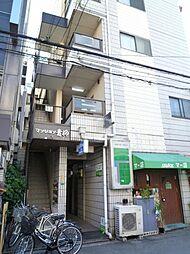マンション青柳[402号室]の外観