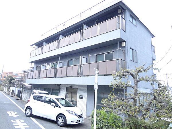 柏木ビル[2階]の外観