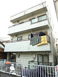 エースマンション[2階]の外観