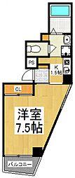 SOHJU[4階]の間取り