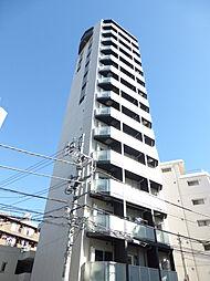 ジェノヴィア麻布十番グリーンヴェール[5階]の外観