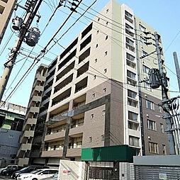 福岡県北九州市小倉北区金田2丁目の賃貸マンションの外観