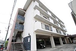 愛知県名古屋市緑区鳴海町字片坂の賃貸マンションの外観