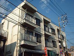 千葉県市川市新井の賃貸マンションの外観