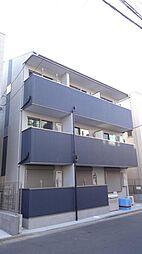 クシェル北戸田[203号室]の外観