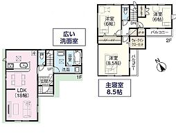 樋井川6丁目新築戸建 1号棟
