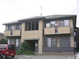 兵庫県高砂市荒井町中町の賃貸アパートの外観