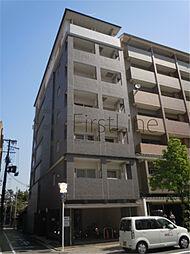 CQレジデンス京都東山三条[303号室]の外観