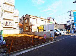 新宿区早稲田鶴巻町 土地