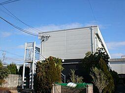 東京都葛飾区南水元4丁目の賃貸アパートの外観