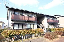 福岡県行橋市大字大野井の賃貸アパートの外観