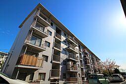 上高丸厚生年金住宅3号棟[1階]の外観