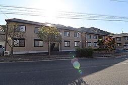 広島県安芸郡海田町南幸町の賃貸アパートの外観