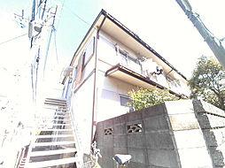 兵庫県神戸市東灘区御影中町7丁目の賃貸アパートの外観