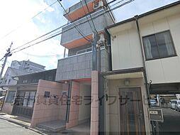 京都府京都市下京区上夷町の賃貸マンションの外観