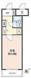 ライオンズマンション東村山第3[2階]の間取り
