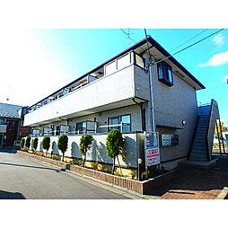 千葉県船橋市西船7の賃貸アパートの外観