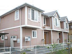 滋賀県草津市野路7丁目の賃貸アパートの外観