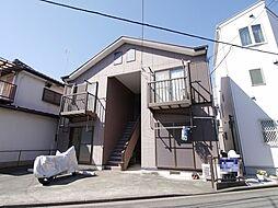 神奈川県相模原市南区南台4丁目の賃貸アパートの外観
