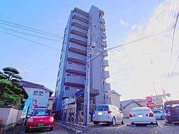 クレスト昭和中[6階]の外観