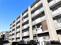 東京都昭島市松原町3丁目の賃貸マンションの外観