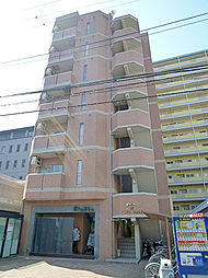 滋賀県草津市大路1丁目の賃貸マンションの外観