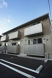 福岡県福岡市博多区西月隈1丁目の賃貸アパートの外観
