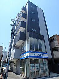 大阪府大阪市東住吉区杭全2の賃貸マンションの外観