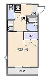 グリーンヒル松原[305号室号室]の外観