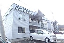 AアンドAマンション[1階]の外観