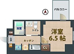 落合駅 9.4万円