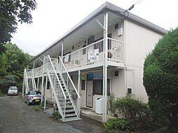 神奈川県横浜市鶴見区馬場3丁目の賃貸アパートの外観