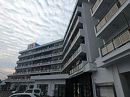 愛媛県松山市枝松5丁目の賃貸マンションの外観