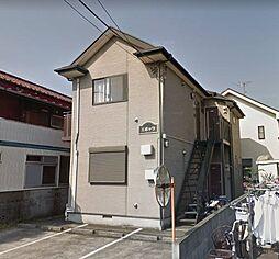 神奈川県横浜市泉区和泉中央北2丁目の賃貸アパートの外観