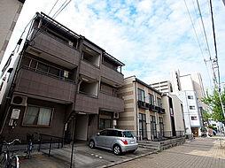 兵庫県神戸市長田区水笠通5丁目の賃貸アパートの外観