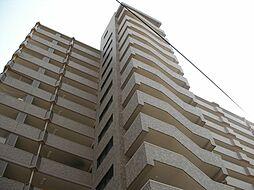 大阪府大阪市阿倍野区旭町3丁目の賃貸マンションの外観