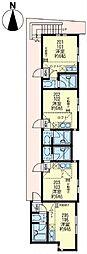 A・ガウディ[1階]の間取り