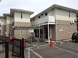 神奈川県横浜市西区浅間台の賃貸アパートの外観